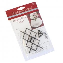 Diamond Side Design Patchwork Cutter