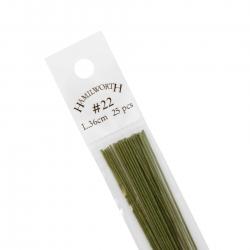 Green Wire - B Grade