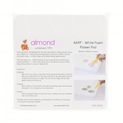White Foam Flower Pad